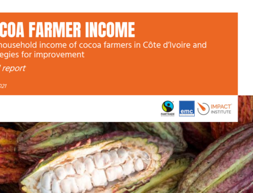 Fairtrade and Impact Institute publish a cocoa household income study
